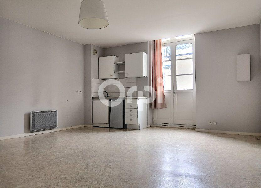 Appartement à louer 46.26m2 à Orléans