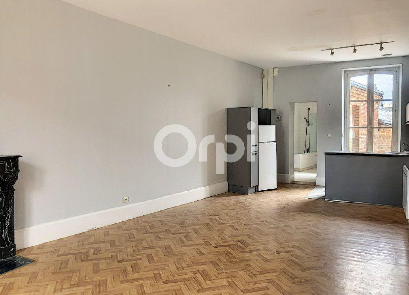 Appartement à louer 69.52m2 à Olivet