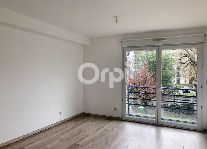 Appartement à louer 28.65m2 à Orléans