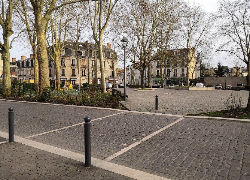 Appartement à louer 37m2 à Orléans