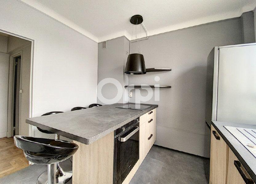 Appartement à louer 63.62m2 à Orléans