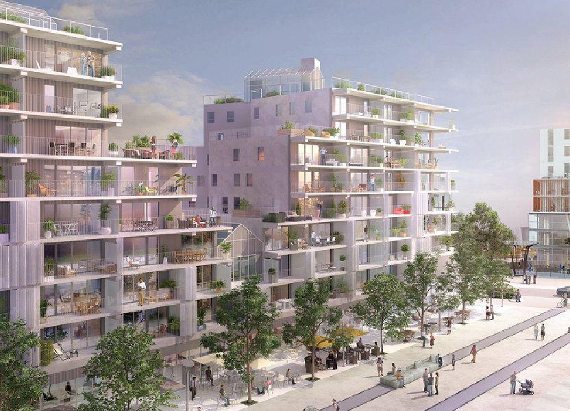 Appartement à vendre 113.49m2 à Fleury-les-Aubrais