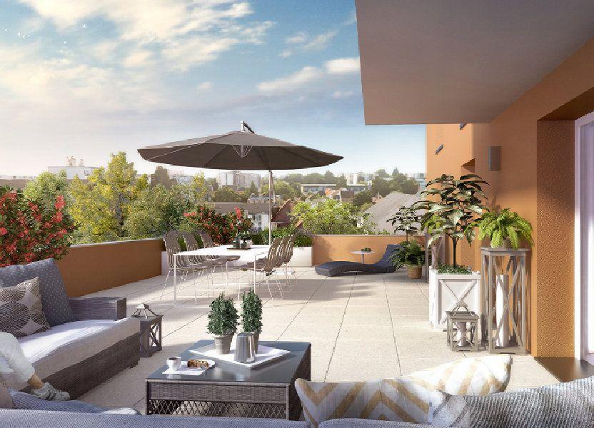 Appartement à vendre 89.83m2 à Saint-Jean-de-Braye