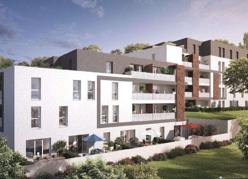 Appartement à vendre 65.09m2 à Saint-Nazaire