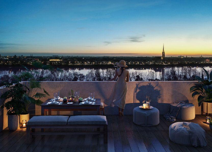 Appartement à vendre 97m2 à Bordeaux