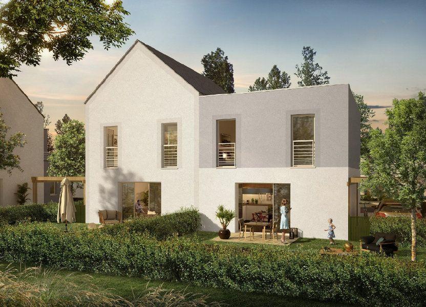Maison à vendre 85.26m2 à Veigné