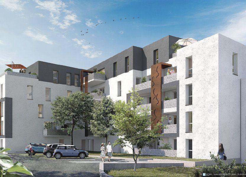 Appartement à vendre 74.09m2 à Saint-Nazaire