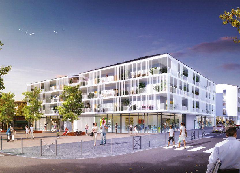 Appartement à vendre 91.58m2 à Saint-Jean-de-Braye