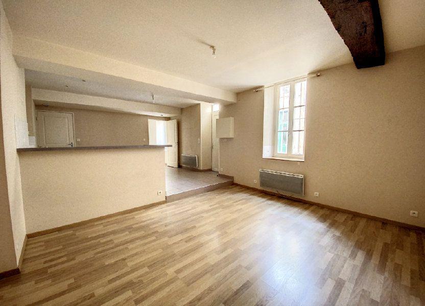 Appartement à louer 46.89m2 à Orléans