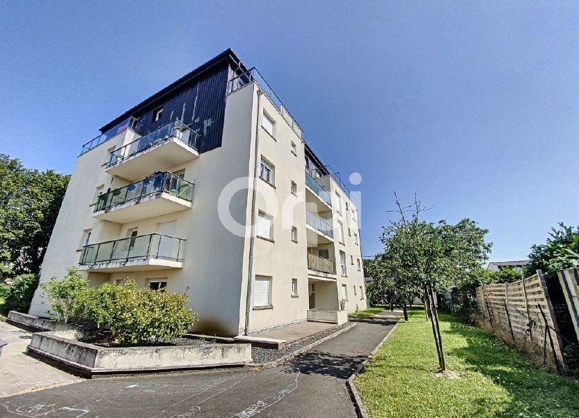 Appartement à louer 47.84m2 à Saint-Jean-de-Braye