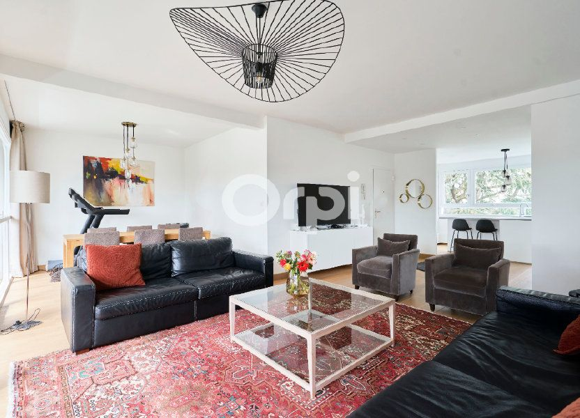 Appartement à vendre 83m2 à Marcq-en-Baroeul