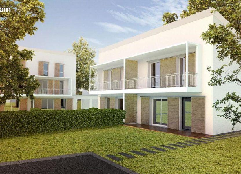 Maison à vendre 128m2 à Le Touquet-Paris-Plage