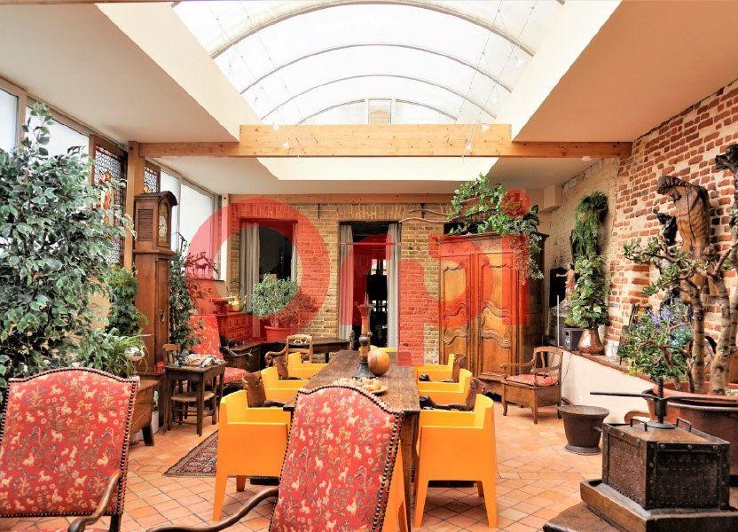Maison à vendre 330m2 à Saint-Omer