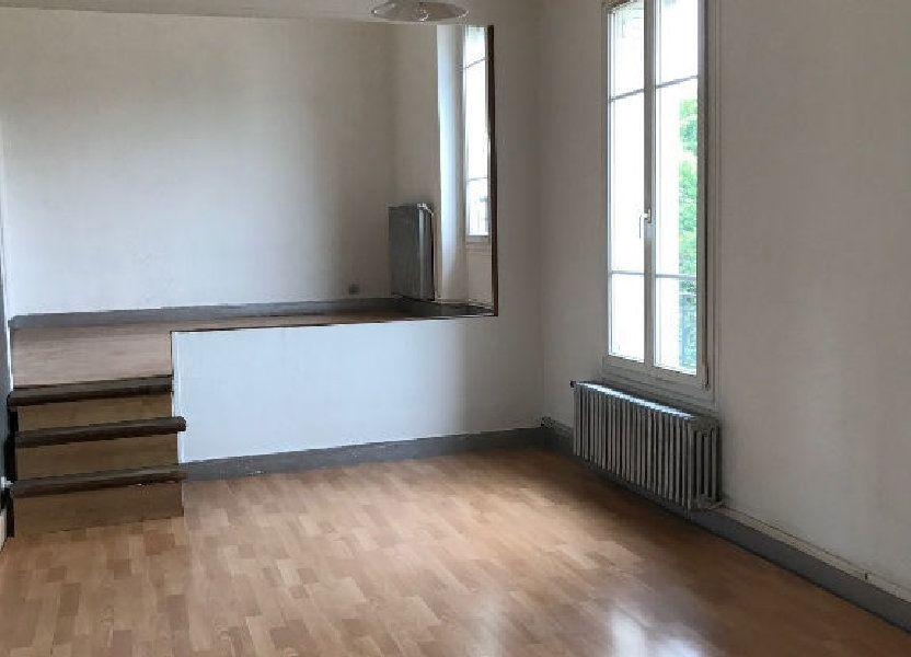 Appartement à louer 60.14m2 à Nanterre