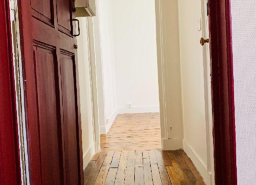 Appartement à louer 28.38m2 à Boulogne-Billancourt