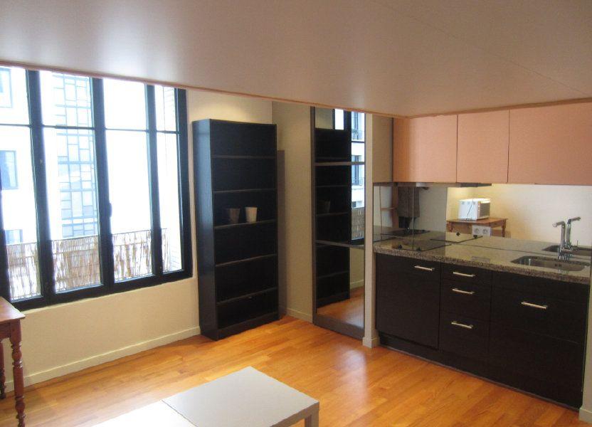 Appartement à louer 22.5m2 à Boulogne-Billancourt
