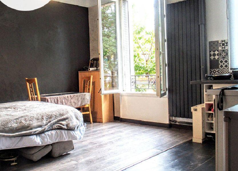 Appartement a vendre nanterre - 1 pièce(s) - 24.82 m2 - Surfyn