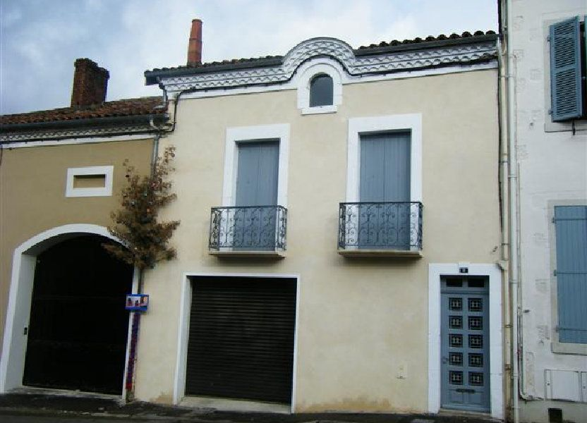 Maison à louer 114.6m2 à Saint-Sever
