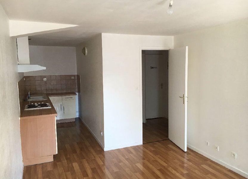 Appartement à louer 36.63m2 à Hagetmau