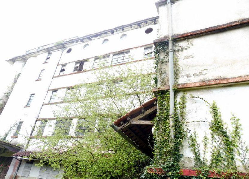 Immeuble à vendre 600m2 à Saint-Sever
