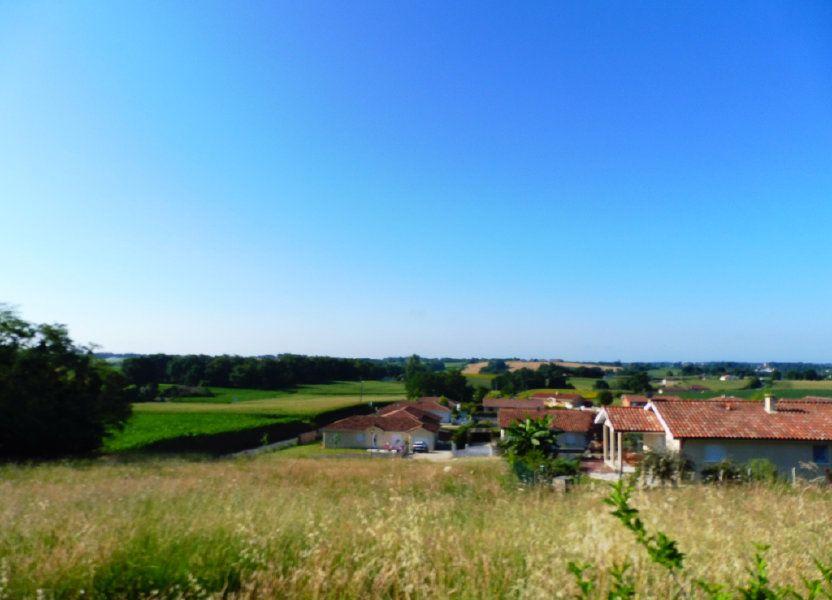 Terrain à vendre 1072m2 à Montaut