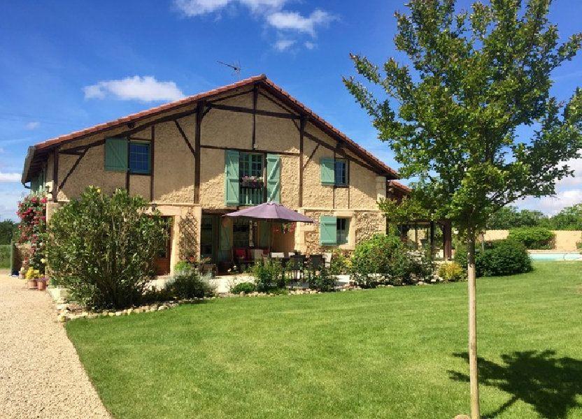 Maison à vendre 243m2 à Saint-Sever
