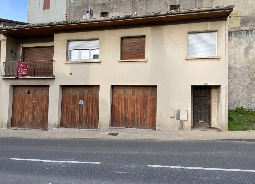 Maison à vendre 87.49m2 à Saint-Sever