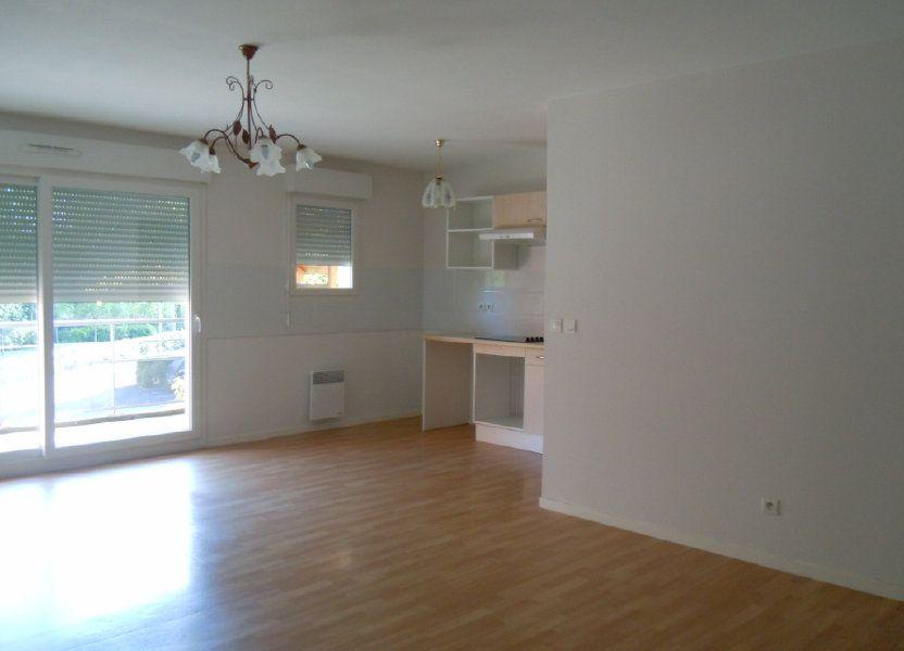 Appartement à vendre 63.13m2 à Saint-Sever