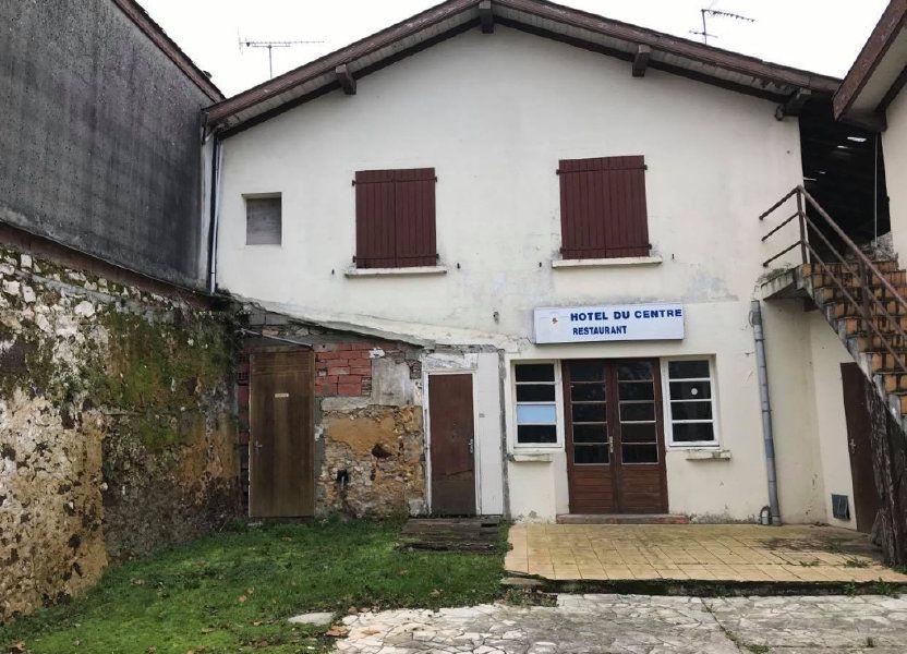 Immeuble à vendre 450m2 à Montaut