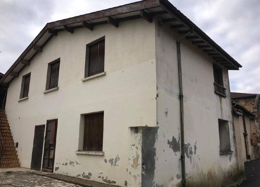 Maison à vendre 85m2 à Montaut