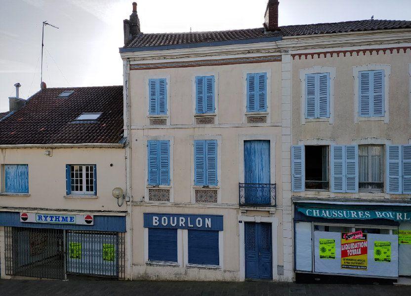 Maison à vendre 160m2 à Saint-Sever