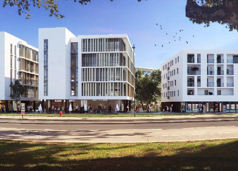 Appartement à vendre 60.49m2 à Mont-de-Marsan