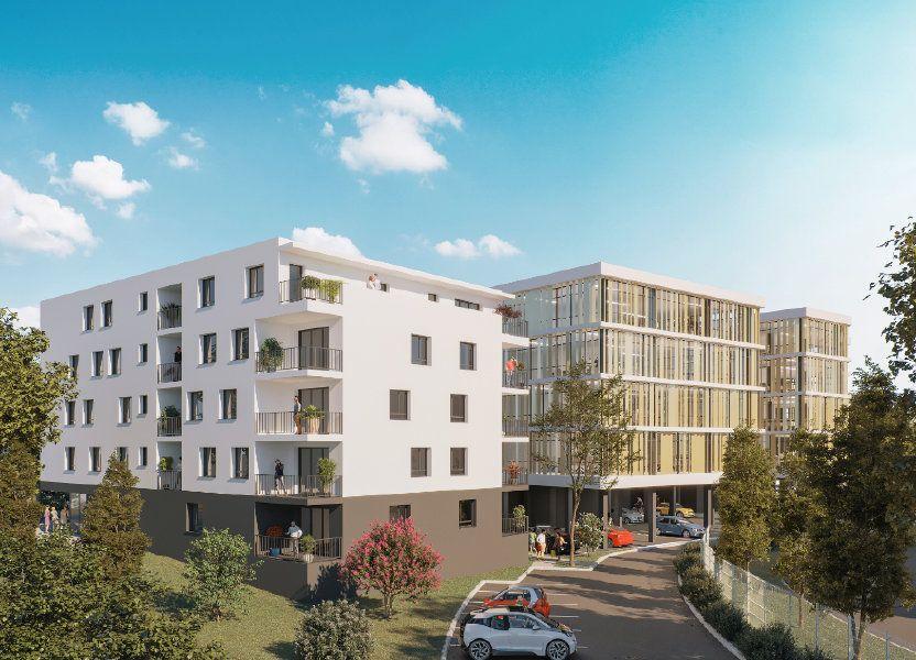 Appartement à vendre 60.92m2 à Mont-de-Marsan