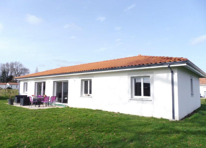 Maison à vendre 126m2 à Aurice