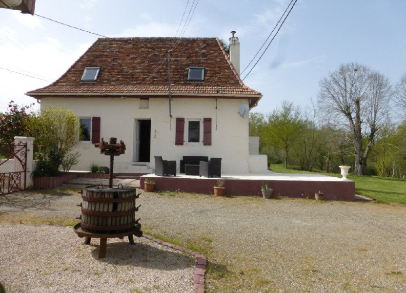 Maison à vendre 110m2 à Monget