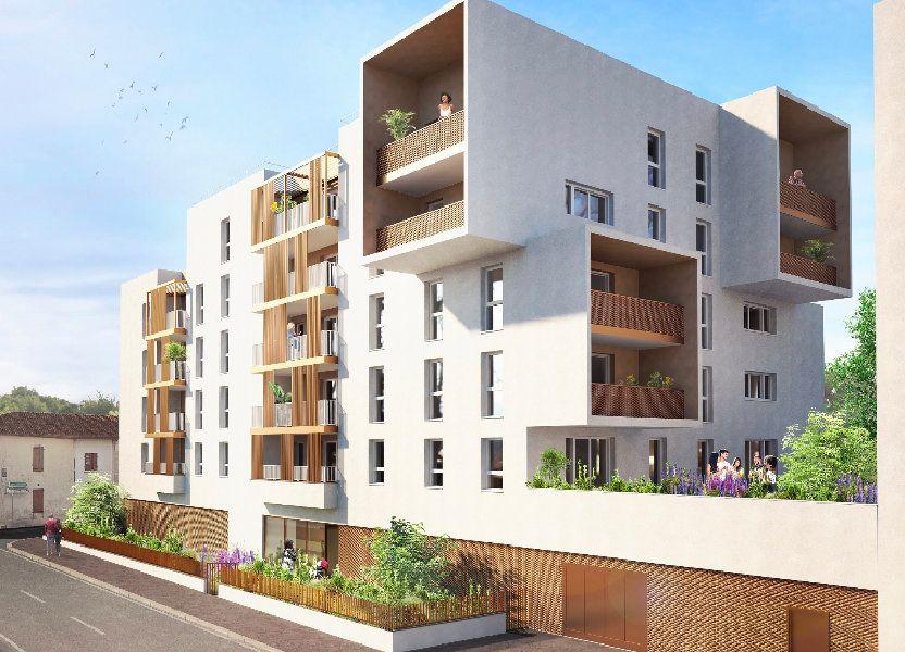 Appartement à vendre 48.2m2 à Mont-de-Marsan