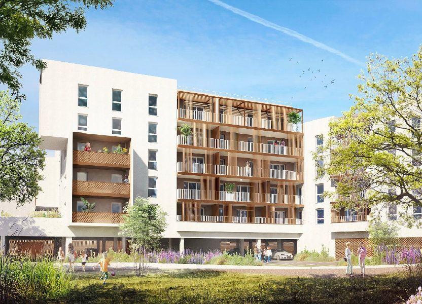 Appartement à vendre 42.45m2 à Mont-de-Marsan