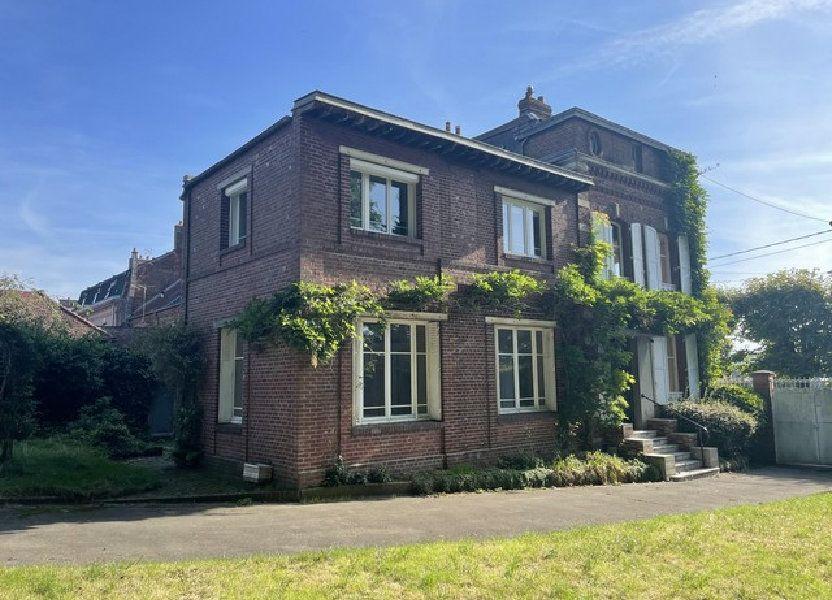 Maison à vendre 240m2 à Saint-Just-en-Chaussée