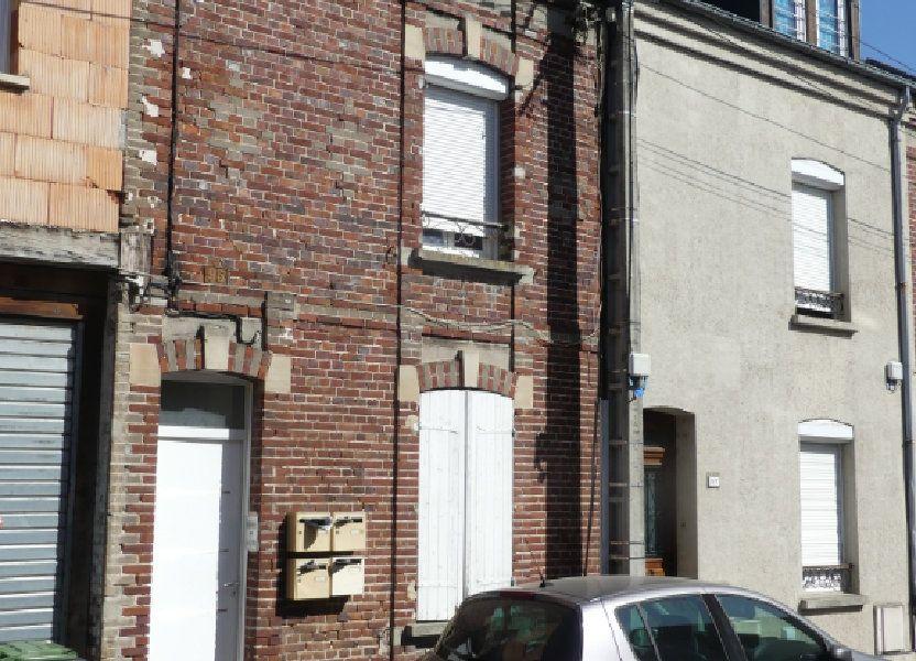 Maison à vendre 70m2 à Saint-Just-en-Chaussée