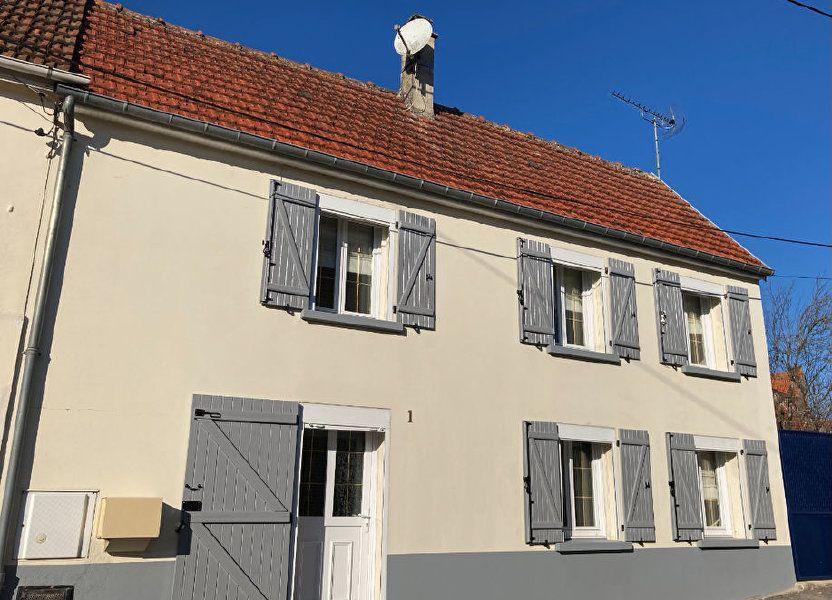 Maison à vendre 70m2 à Davenescourt