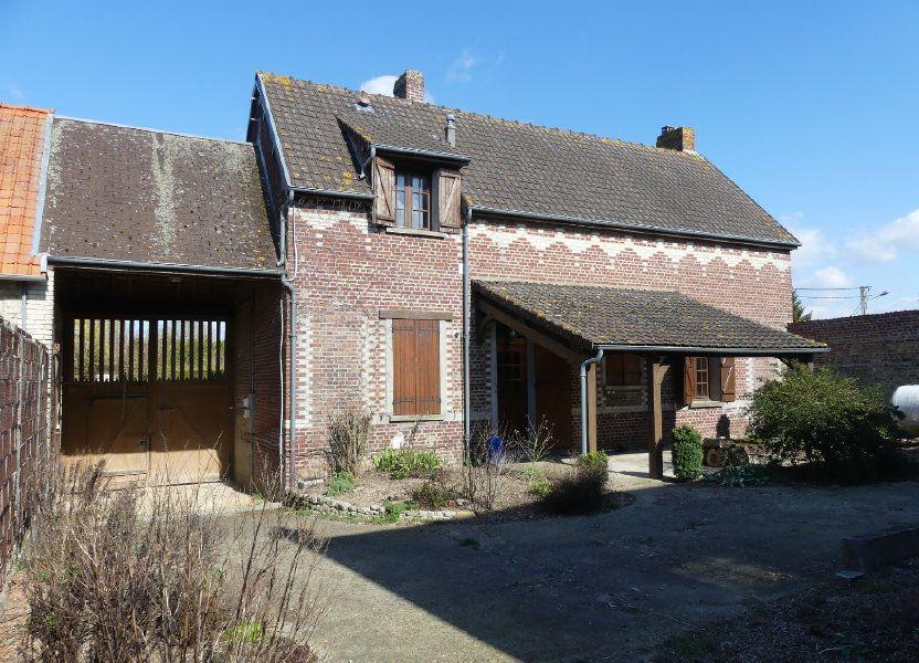 Maison à vendre 0m2 à Courcelles-Epayelles