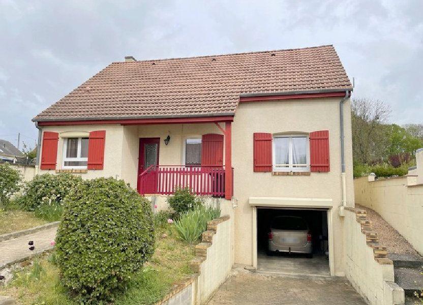 Maison à vendre 122m2 à Saint-Just-en-Chaussée