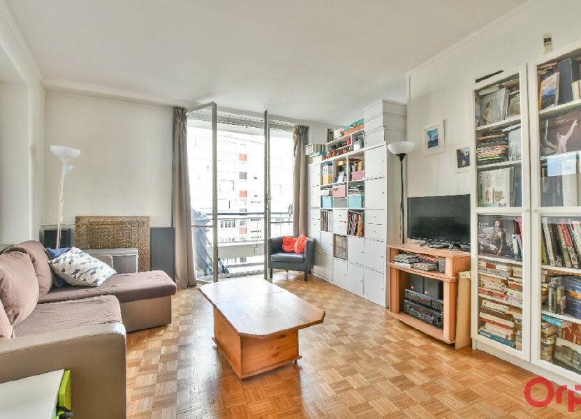 Appartement à vendre 66.8m2 à Paris 12