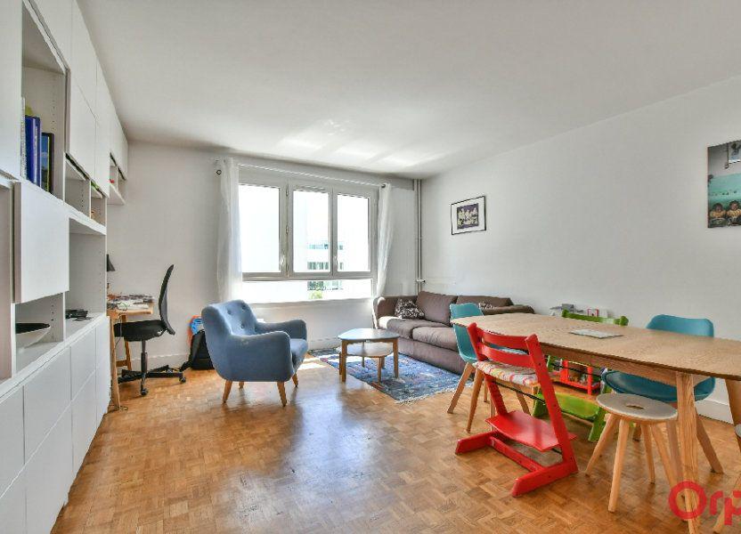 Appartement à vendre 81m2 à Paris 12