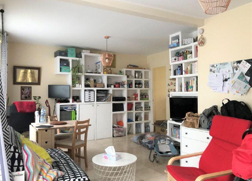 Appartement à louer 55.07m2 à Bagnolet