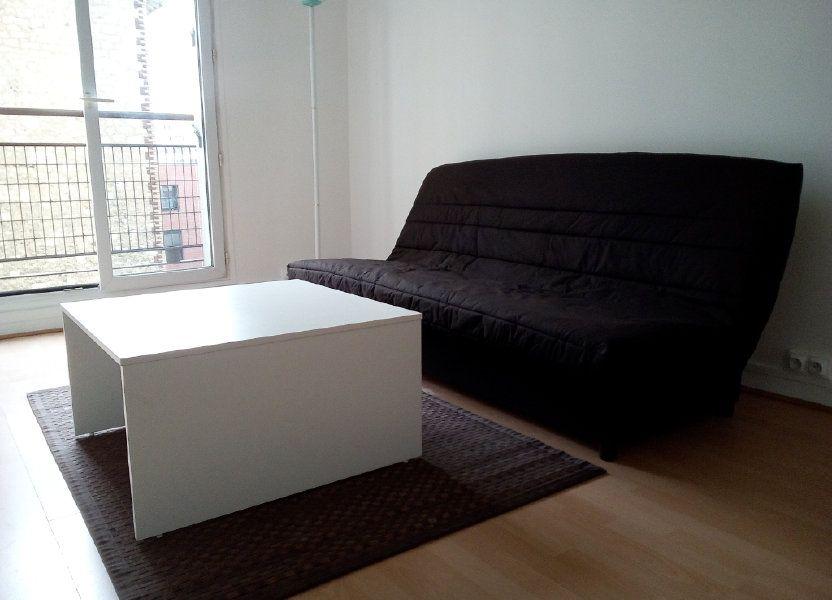 Appartement à louer 40.3m2 à Paris 20
