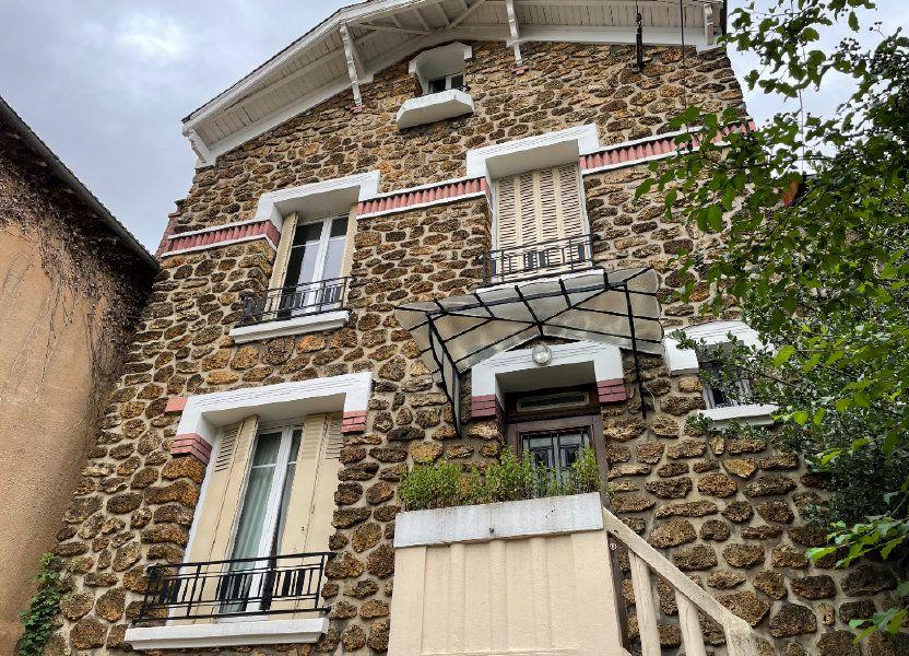 Maison à louer 117.5m2 à Rosny-sous-Bois