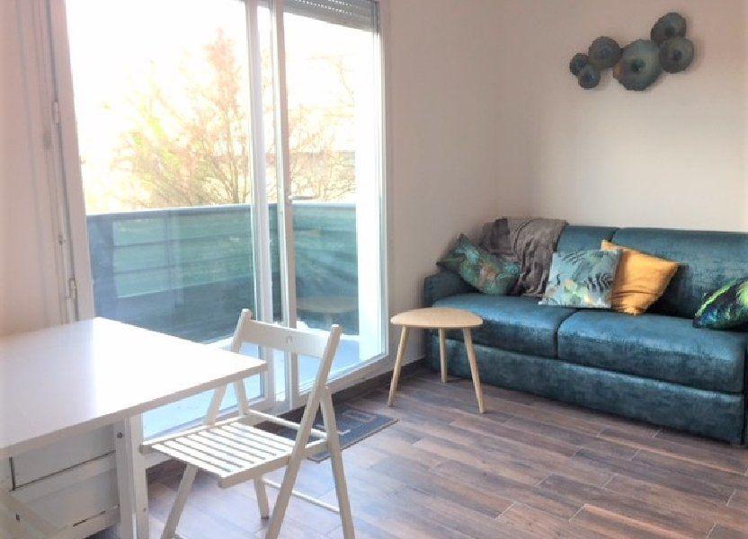 Appartement à louer 20.86m2 à Bagnolet