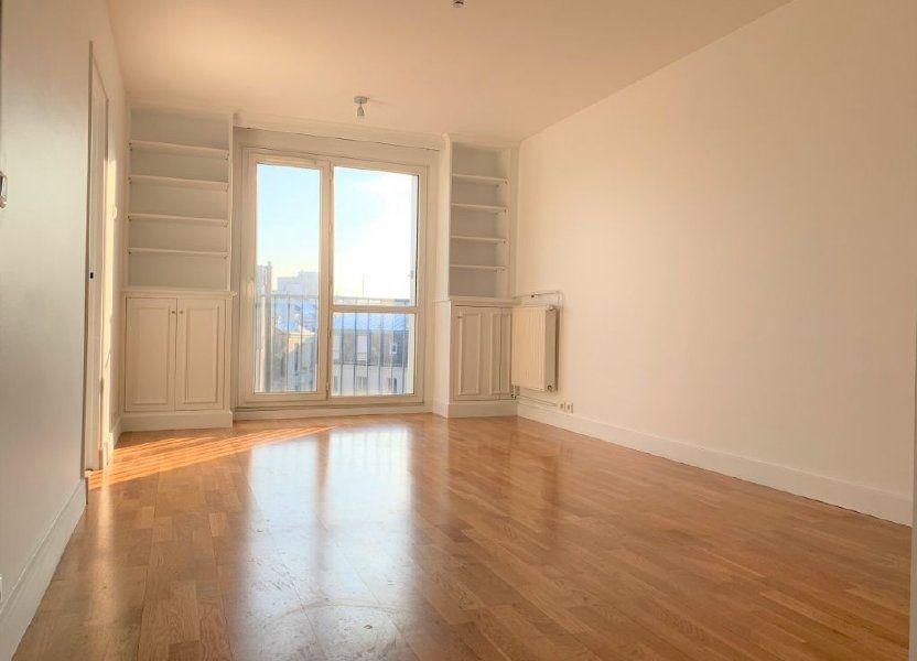 Appartement à louer 42.02m2 à Paris 11