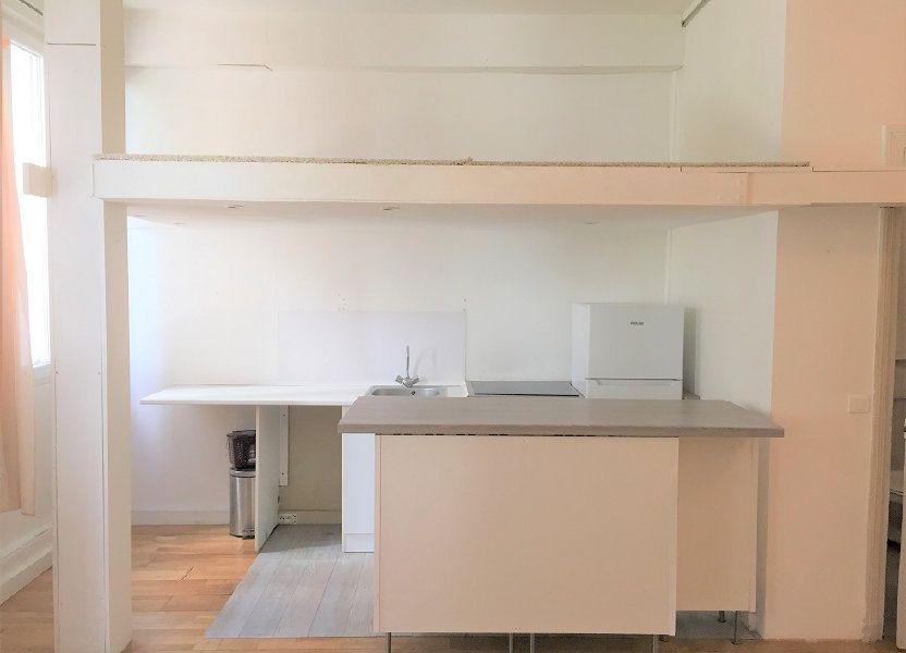 Appartement à louer 39.46m2 à Paris 12